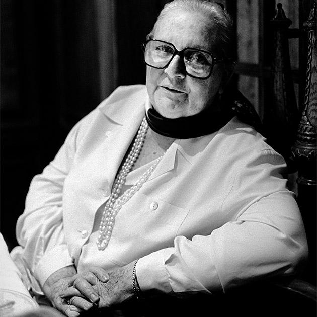 In Memoriam Carmen Balcells