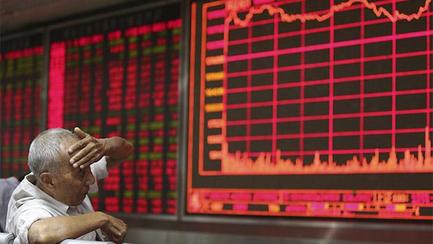 En el principio (de la crisis) está China