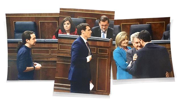 Cataluña envenena sus pactos