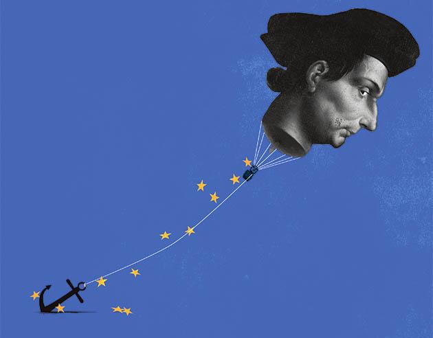 ¿El declive de Europa? Una visión maquiavélica