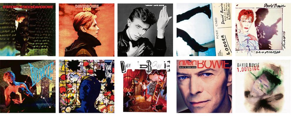 David Bowie. El primer hombre en Marte