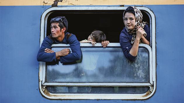 La UE se bloquea ante la llegada de los refugiados