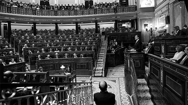 Balance de legislatura: deterioro institucional. Mayor descrédito en las instituciones