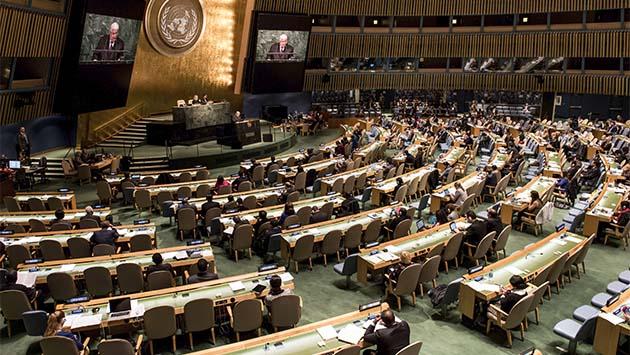 Naciones Unidas decide sobre la independencia