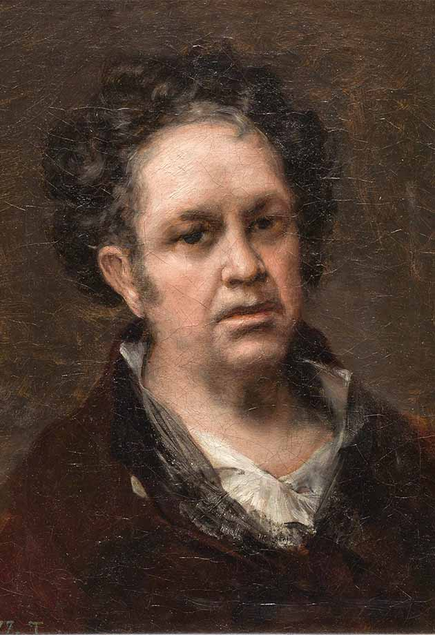Goya el retratista