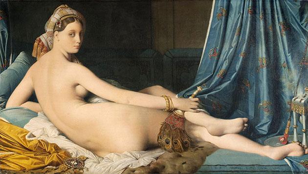 Jean-Auguste-Dominique Ingres. Contra la academia
