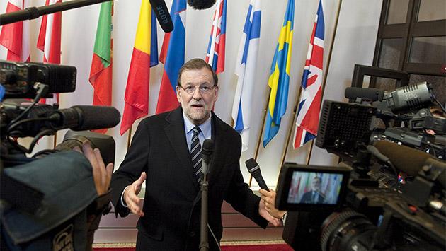 Rajoy se escaquea