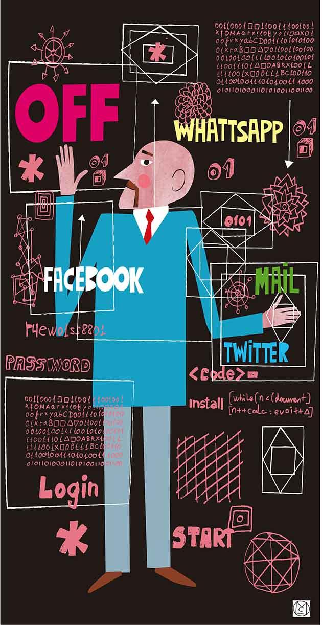 Bienvenidos a la vida digital