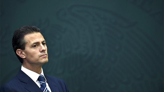 Peña Nieto, trienio amargo