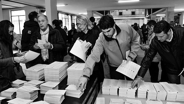 Balance de legislatura: partidos políticos. El fin del bipartidismo