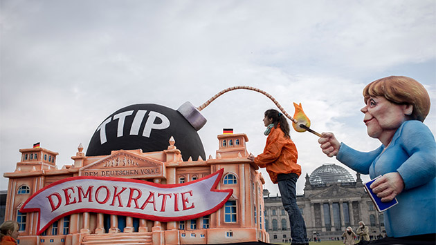 TTIP, ¿héroe o villano?
