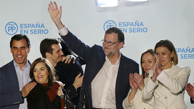La victoria más amarga de Rajoy