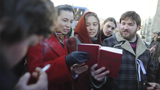 Los niños de Yeltsin no creen en los cambios