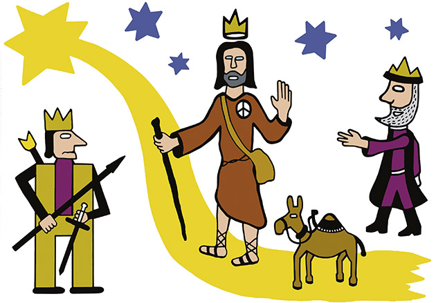 Una leyenda cristianizada