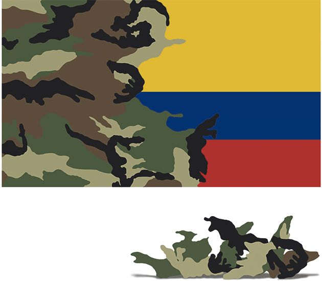 La paz imprescindible en Colombia