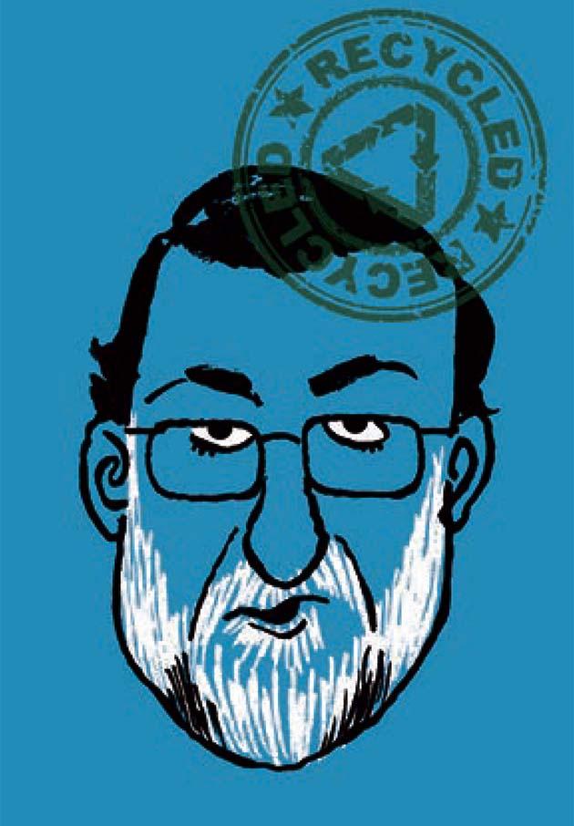 Rajoy sin problema y sin solución