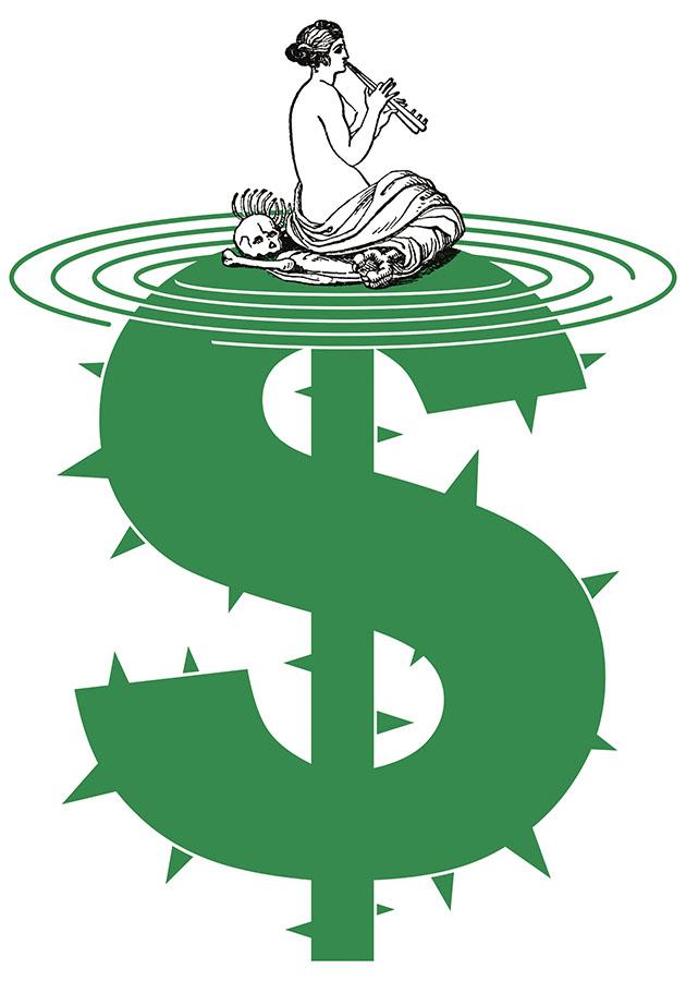 El dinero, del oro a los bits