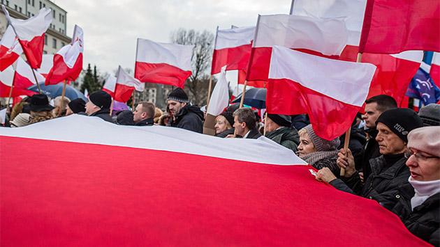 La ola nacionalista en Europa central