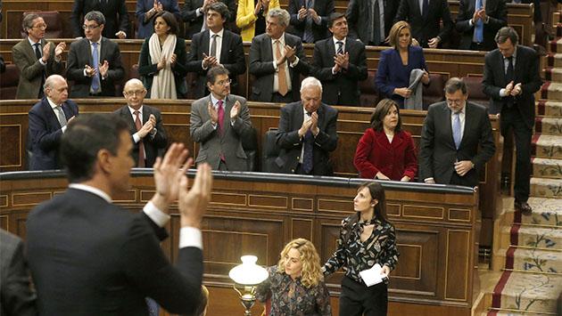 Rajoy prepara la investidura del adiós