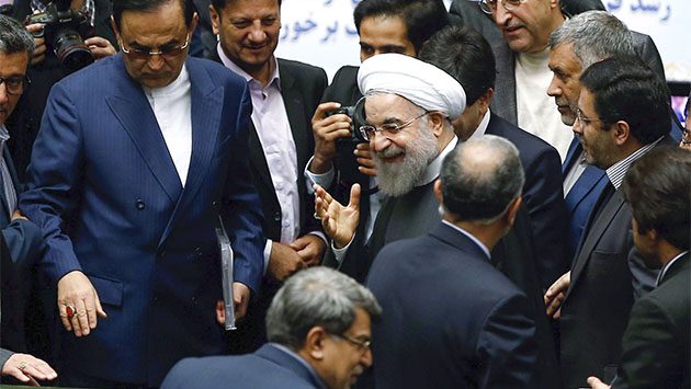 Irán vuelve a un mercado bajo mínimos