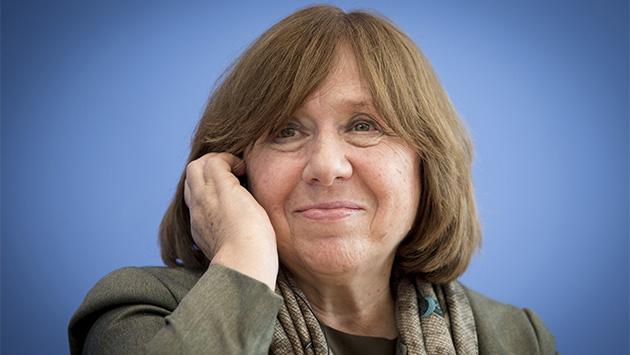 Svetlana Alexiévich. La escritora de los silenciados