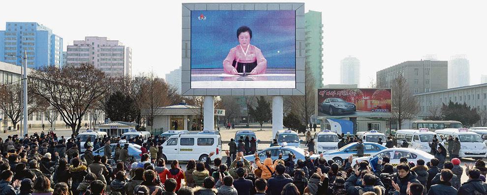 """Corea del Norte y sus """"faroles"""" nucleares"""