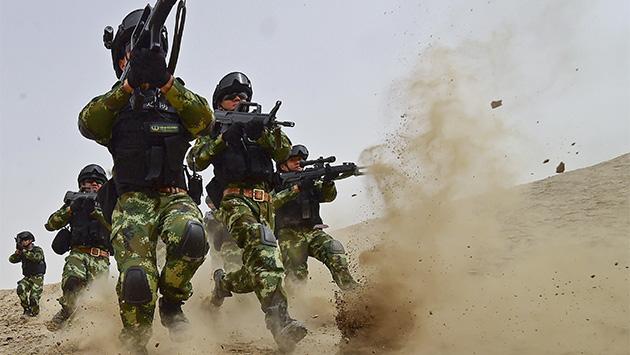 Aumenta la presión sobre Asia central