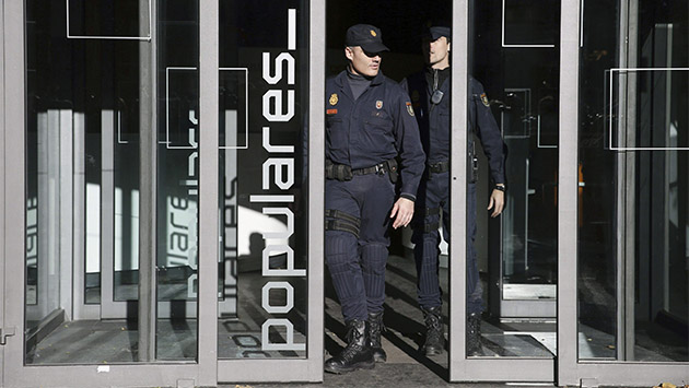 Las trabas del PP para impedir la investigación de la Gürtel