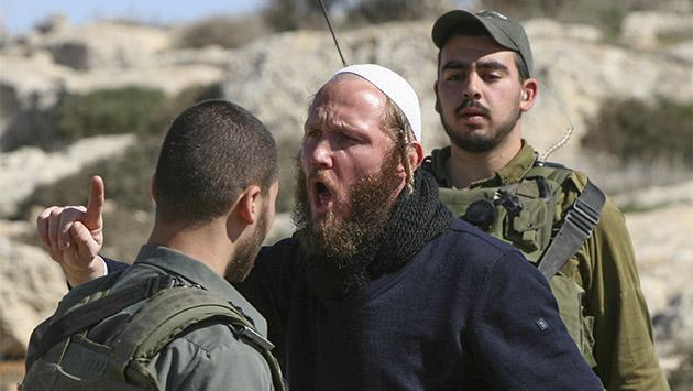 La ultraderecha impone su ley en los territorios ocupados