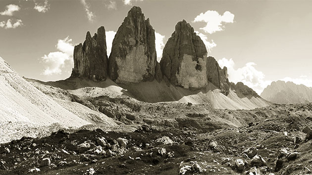 Las montañas de la literatura