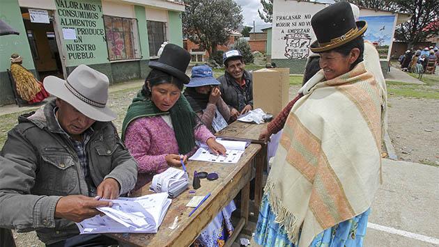 Bolivia y la pirámide truncada de Evo Morales