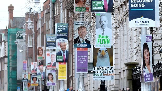 Irlanda, las elecciones más inciertas en 30 años