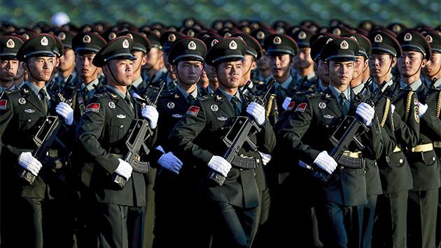 China proyecta el nuevo Ejército de Xi Jinping