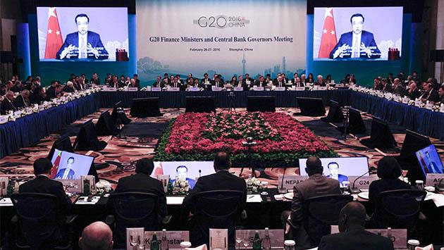 La impotencia del G20 y la retórica de Shanghái