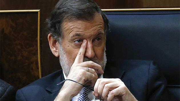 La insoportable debilidad de Rajoy