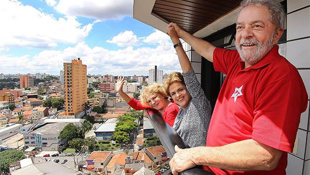 El legado de Lula se tambalea en Brasil