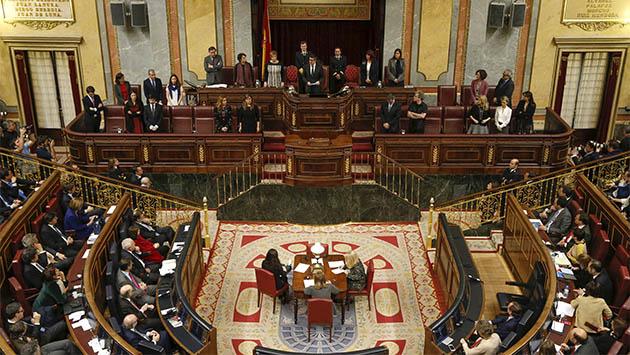 Presidentes del Congreso, con mando en plaza pero sin poder