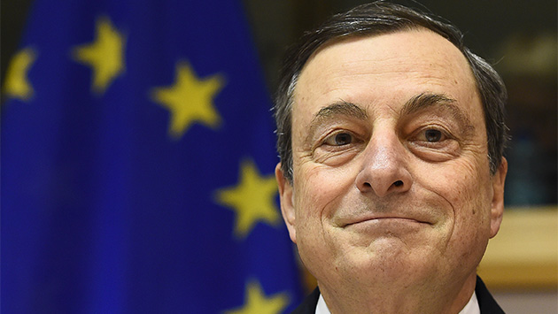 Draghi, al descubierto