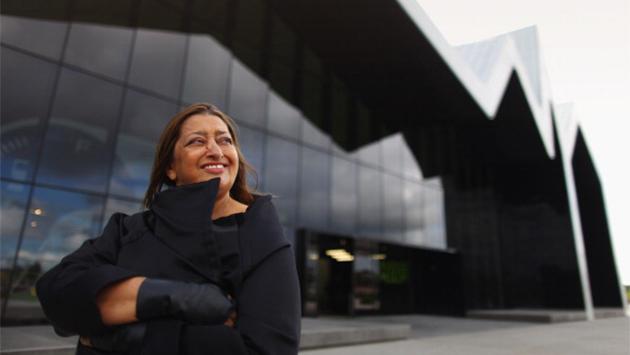 Zaha Hadid, la mujer que se empeñó en llevar la arquitectura a nuevos límites
