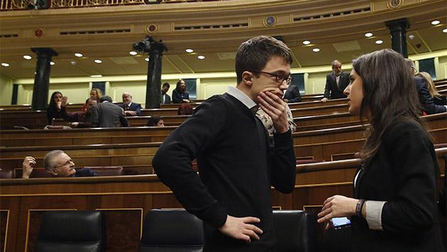 Tregua, pero no paz, en Podemos