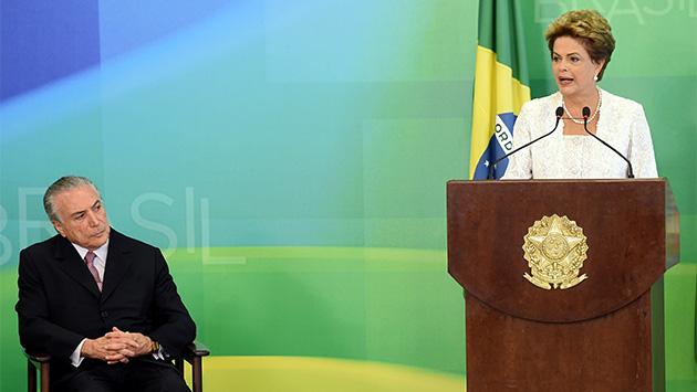 Brasil recurre a las viejas formas ante el 'impeachment'