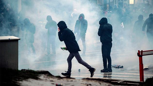Los indignados balcánicos