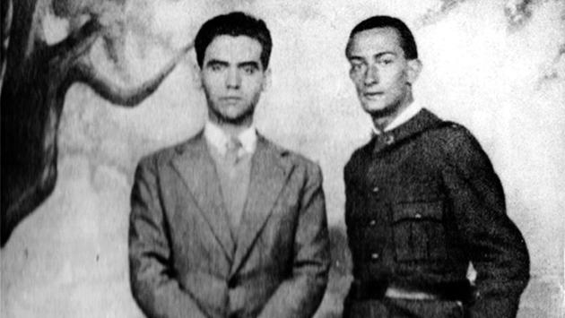 Federico García Lorca en 5 palabras