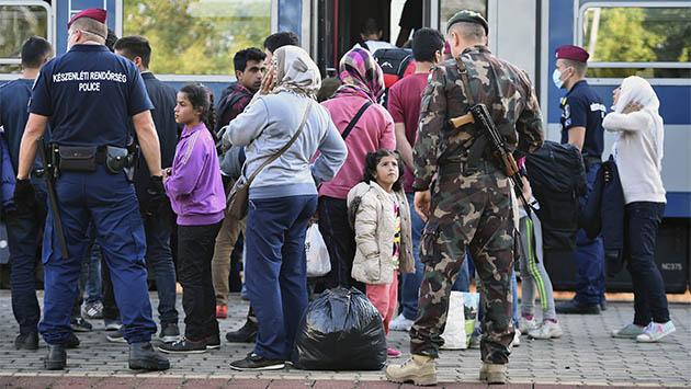 Europa del este frente a la crisis de los refugiados
