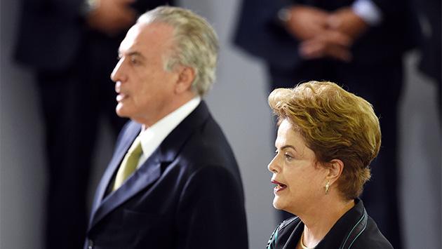 Guerra política en Brasil a 100 días de los Juegos