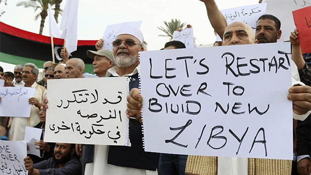 Libia, la guerra fragmentaria
