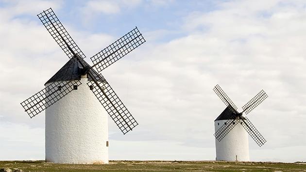 El justo medio: Cervantes en el 'Quijote'