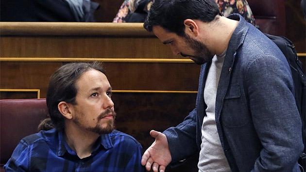 Iglesias y Garzón, hacia la confluencia