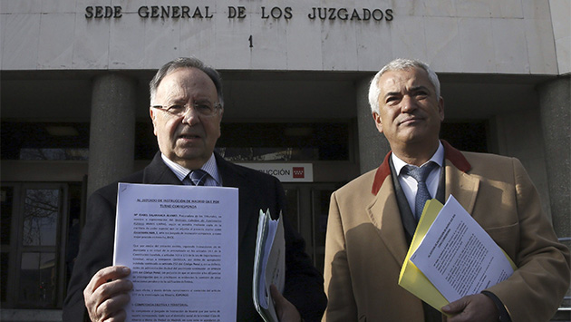 Los disparates judiciales de Manos Limpias