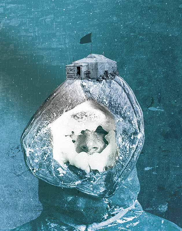 """La Antártida y ese """"otro mundo"""" internacional"""